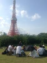 TKY 2015xくんくんワークショップ@東京タワー